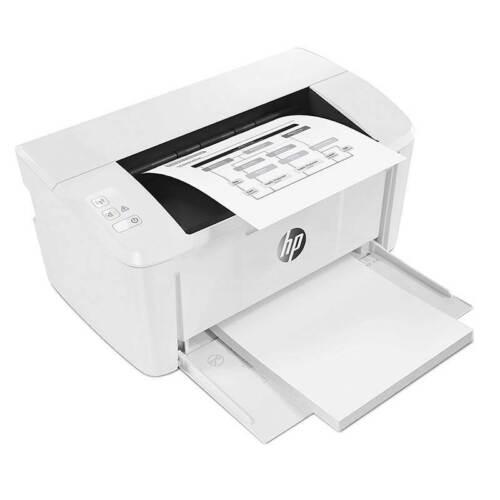 HP LaserJet Pro M15w Printer White M15W