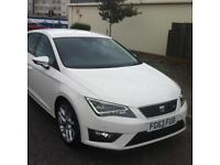 Seat Leon 2.0TDI CR ( 184ps ) ( s/s ) 2014MY FR Tech Pack