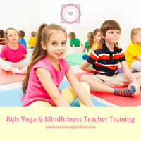 Kids Yoga & Mindfulness Teacher Training - February 2,3, 2019