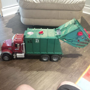 Bruder Rear Loading Garbage Truck Great Condition $50 OBO