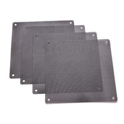 120mm Computer PC Dustproof Cooler Fan Case Cover Dust Filter Mesh 4 screw (120 Mm Fan Filter)