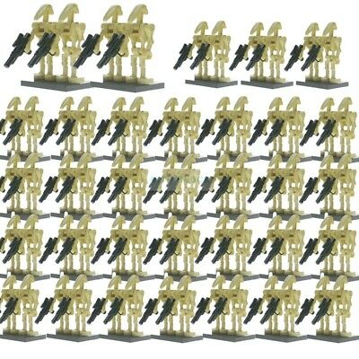 100 Stück Star Wars Minifiguren Figur Droiden Armee Action Figuren Film episode ()
