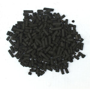 Activated carbon/charcoal pellets