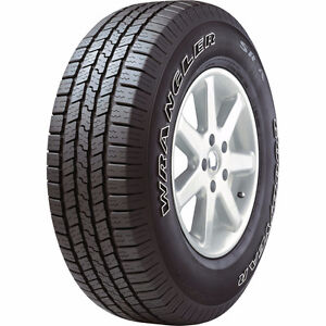 P265/65/R18 Goodyear Wrangler SR-A tires - set of 4