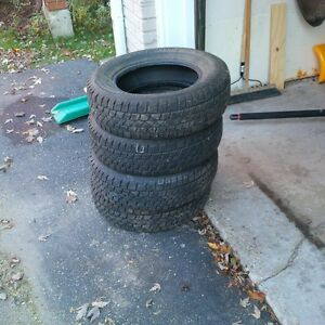 185/70R14 Arctic Claw Winter Tires $200 OBO London Ontario image 1