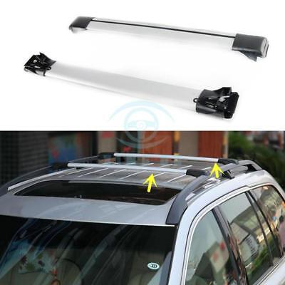 For Volvo XC70 2003-2016 Car Top Roof Racks Cross Bar Luggage Carrier Upper Rack