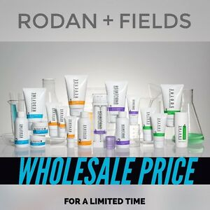 Rodan and Fields Skincare at WHOLESALE Price!