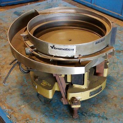 Vibromatic Neutron 60hz 115v 4.5a 15 Vibratory Bowl Lp-15