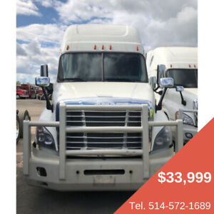 [NEW] Camion Freightliner 2016 Cascadia Sleeper Truck Tractor