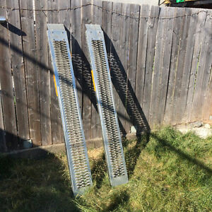 Steel Loading Ramps from CT