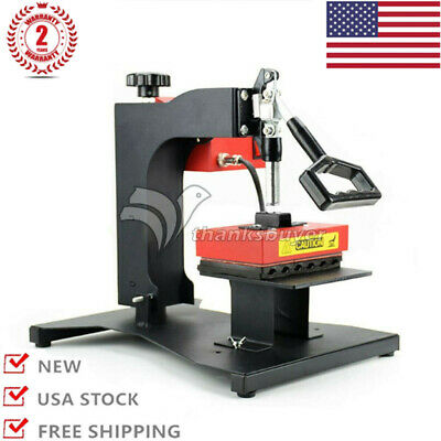 6pcs Digital Logo Pen Heat Press Machine For Ball-point Transfer Printing Usa