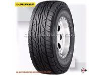 Dunlop grandtrek AT3 265-75-16 jeep 4x4 tyres for sale £90