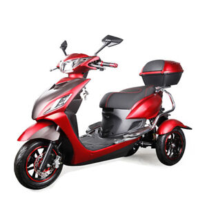 Brand New E-trikes with 60 v Lithium battery