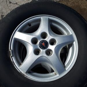 215 70 15 summer and winter tires