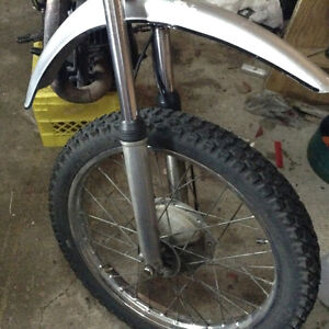 "Wanted: 19"" front wheel for a Yamaha dt250"
