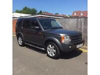 Land Rover Discovery 3 2.7 TD V6 SE 5dr 2005 160K 05 REG FULLY LOADED 7 SEATER