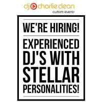 EXPERIENCED DJ'S WANTED!