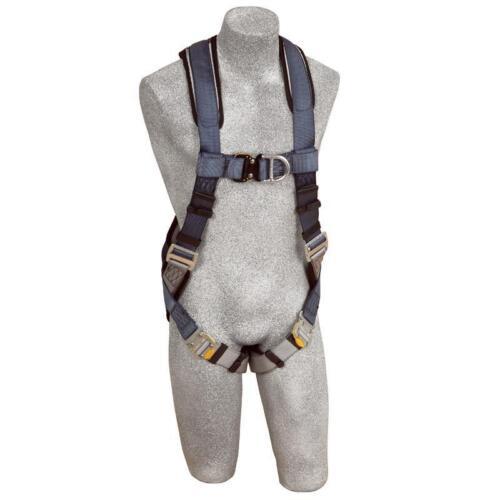XL Exofit Harness, DBI-SALA, Vest Style, Front & Back D Rings, Construction