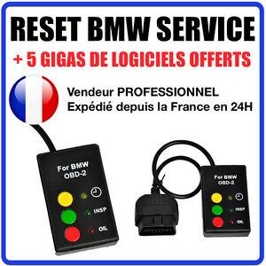 reset bmw obd2 interface de remise z ro entretiens bmw valise diagnostic ebay. Black Bedroom Furniture Sets. Home Design Ideas