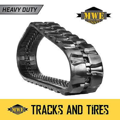 Fits Takeuchi Tl230-2 - 13 Mwe Heavy Duty Block Pattern Ctl Rubber Track
