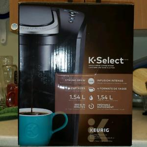 Keurig K-Select pod coffeemaker
