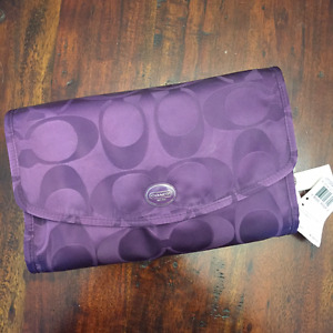 COACH Nylon Cosmetic Kit Bag - BRAND NEW with tags