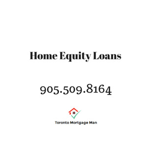 PRIVATE MORTGAGES, HOME EQUITY LOANS