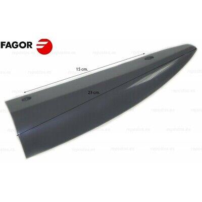 TIRADOR FRIGORIFICO FAGOR GRIS IZQUIERDO 1FFC41MPI , 1FFC47PIL .LONGITUD 230MM,
