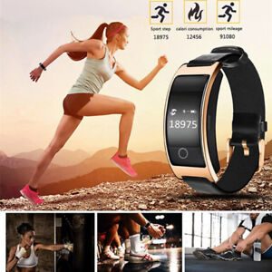 NEW 2018 Smart Bracelet Fitness Sport Tracker Activity Wristband