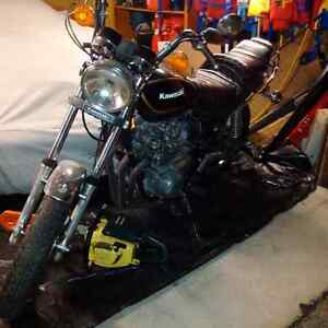 *SOLD* 1980 Kawasaki KZ550LTD Motorcycle Kitchener / Waterloo Kitchener Area image 1