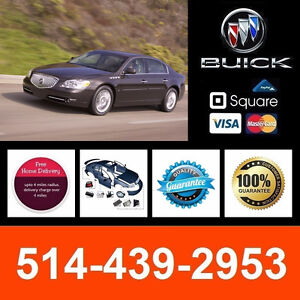 Buick Lucerne ■ Fenders and Bumpers ► Ailes et Pare-chocs