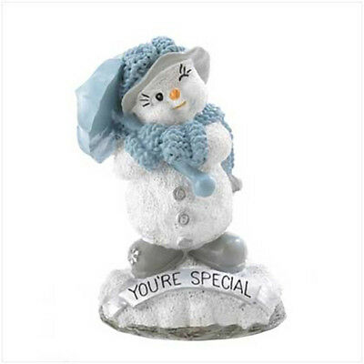 Snowbuddies Mini YOU'RE SPECIAL Collectible Valentines Day Gift Boy Girl Friend