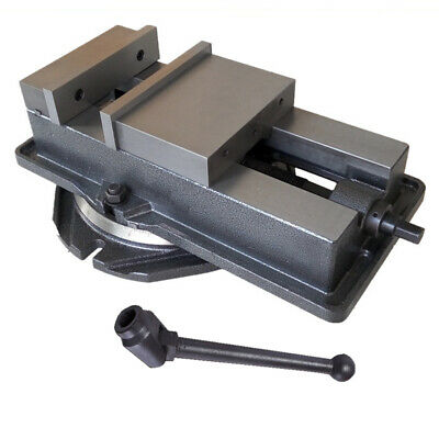5 Milling Machine Vise With Base Bench Vise Toolholding