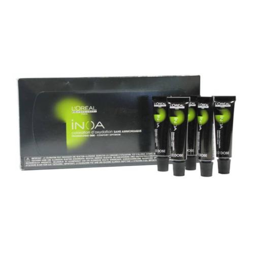 Loreal Paris Inoa - Oxidative Coloration Creme Haar Farbe - ohne Ammoniak - 6x8g