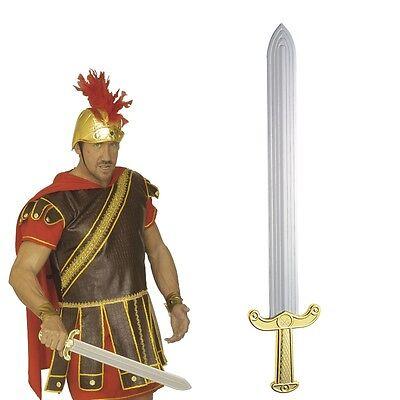 RÖMER SCHWERT -  DOLCH Rom Cäsar Kostüm Zubehör Fasching Motto Party - Caesar Kostüm Zubehör