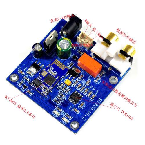 YJ-QCC3003 Bluetooth 5.0 Module Board 16M SPI FLASH Memory Chip