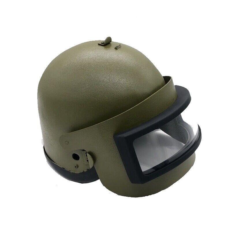 Copy Green Oliver Drab EVI Russian Force K6-3 Helmet FSB MVD SPETSNAZ pub NEW