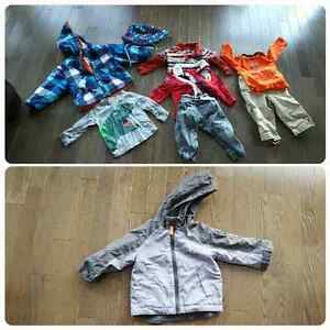 12 month boys clothing lot