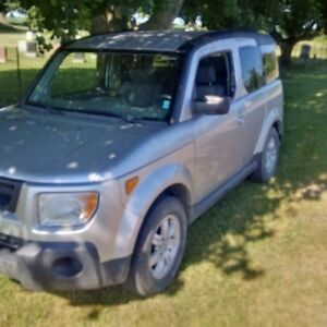 2006 Honda ELEMENT (VTEC 2.4) DX-G (