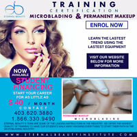 MICRO BLADING & PERMANENT MAKEUP TRAINING CERTIFICATION
