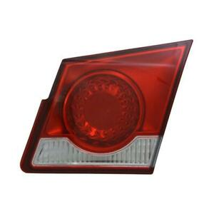 2011-2015 Chevrolet Cruze Limited (old Body) Passenger Side Inner Tail Light Assembly - NSF Certified ®