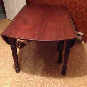 Antique Dropleaf Table (Reduced by $50 until Saturday)