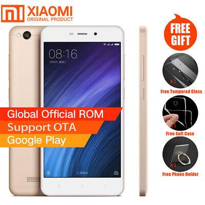 Original Xiaomi Redmi 4A 2GB 16GB  Snapdragon 425 Quad Core CPU Gold Smartphones