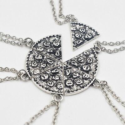 zza-hängende Halsketten-Weinlese-kreative Freundschaft  CBL (Pizza Halsketten)