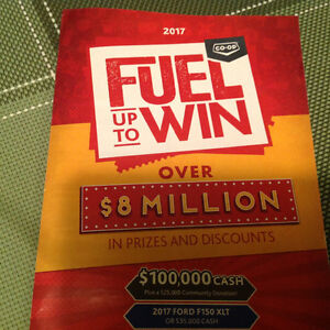 Fuel up to win co op contest tickets