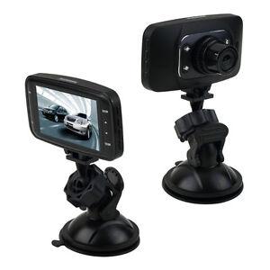 GS8000 1080p dual lens car camera recorder with G-sensor