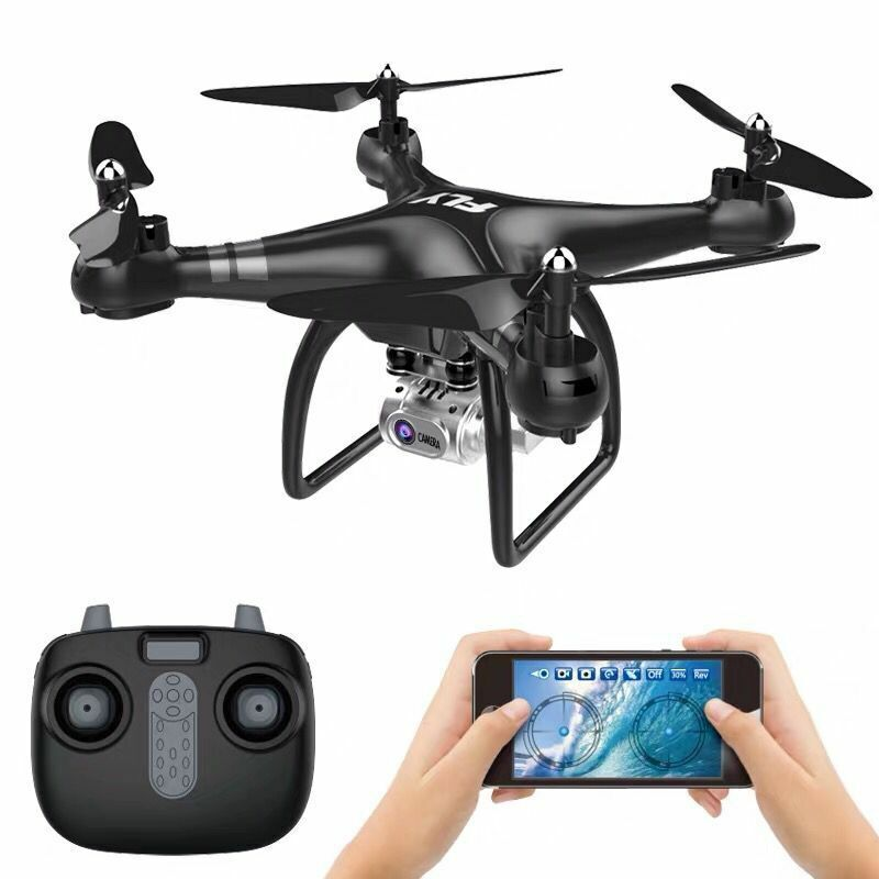 2.4Ghz PHANTOM 4 CLONE HD ADJUSTABLE CAMERA RC DRONE WIFI FPV HD QUADCOPTER