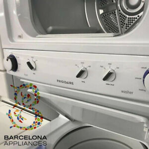GREAT DISCOUNT - WASHER AND DRYER SET - SIDE BY SIDE - LAUNDRY