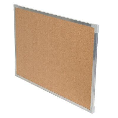 Aluminum Framed Cork Board 24x36
