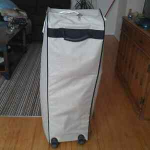 Double Blow Up Bed, With Frame And Pump, For Sale Peterborough Peterborough Area image 4